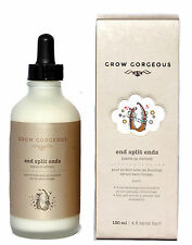Grow Gorgeous End Split Ends Leave-In Hair Serum 4 oz.