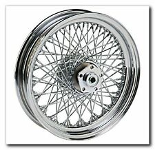 "80 SPOKE 16"" FRONT WHEEL 16 X 3 HARLEY SHOVELHEAD FLT TOUR GLIDE 1980-1983"