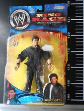 BNIP WWE Ring Rage Ruthless Aggression Eric Bischoff Figure WWF WCW