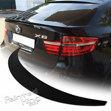 2008-2014 BMW E71 X6 Performance Style Trunk Spoiler Painted silver 354