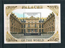 Tuvalu 2010 Palaces of the World SG MS 1408 MNH