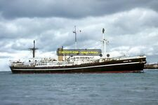 ap1020 - UK Counties Cargo Ship - Maple Hill , built 1943 - photo 6x4