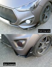 Morris Front Rear Cup Wing Body Kit For Hyundai Veloster 2012 2016