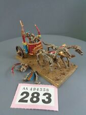 Warhammer Age of Sigmar Tomb Kings Chariot 283