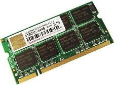 1GB 2x 512MB DDR2 RAM 533MHz PC2-4200 SODIMM 200-pin CL4 Memory Transcend