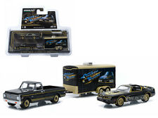 "1971 CHEVY C-10 1977 FIREBIRD ""SMOKEY AND THE BANDIT"" SET 1/64 GREENLIGHT 51005"