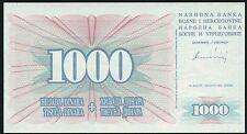 Bosnien und Herzegowina 1000 Dinara 1994 Pick 46b (1)