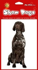 German Shorthaired Pointer Double Sided Sticker Perfect Gift