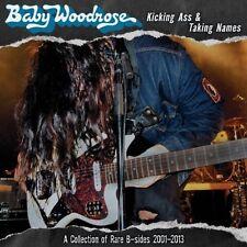 BABY WOODROSE - KICKING ASS & TAKING NAMES  CD NEU