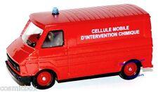 SOLIDO camion de sapeur pompier CITROEN C35 von Feuerwehrmann di pompiere 火トラック