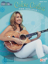 """""""COLBIE CAILLAT-STRUM & SING FOR UKULELE"""" MUSIC BOOK-BRAND NEW ON SALE UKE!!"""