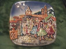 ROYAL DOULTON JOHN BESWICK COLLECTORS PLATE CHRISTMAS IN MEXICO LIMITED ED 1973