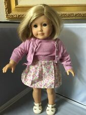 "Retired AMERICAN GIRL ""KIT KITTREDGE"" DOLL by Pleasant Company EUC"
