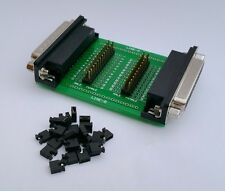 DB25 DSUB 25pin Male to Female Test / Measurement Adapter D35 : £10.75 FREE p&p