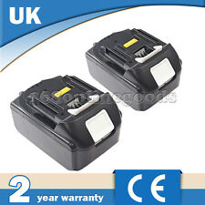 2 X BATTERY FOR MAKITA 18V 3.0Ah LI-ION BL1830 BL1815 LITHIUM ION 3000mAh New