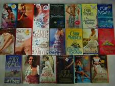 BIG Lot (20) CATHY MAXWELL Historical Romance Books Novel CAMERON SISTERS SERIES