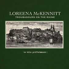 LOREENA McKENNITT - Troubadours On The Rhine  DIGI-CD