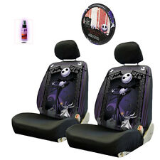 JACK SKELLINGTON 6PC NIGHTMARE BEFORE CHRISTMAS CAR SEAT COVER SET FOR VW