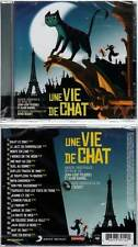 UNE VIE DE CHAT - Felicioli,Gagnol (CD BOF/OST) Serge Besset 2010 NEUF