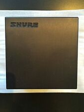 Shure Earphones Metal Box