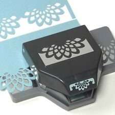 Perforatrice Bordure profond EK Success FLOWER BURST fleurs scrapbooking cartes