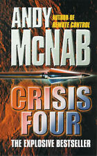 Crisis Four by Andy McNab (Paperback, 2000)