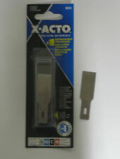 X-ACTO (X218) PACK OF 5 X BLADES No 18 HEAVY WOOD CHISELING BLADES CRAFT XACTO