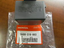GENUINE HONDA CIVIC CRV DEL SOL ACURA INTEGRA MAIN FUEL RELAY OEM 39400-S10-003