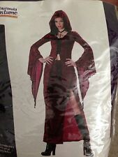 HALLOWEEN COSTUME LADIES TEEN JUNIOR SIZE 3-5 MAIDEN OF DARKNESS