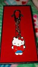 "Hello Kitty Bag Charm Sanrio Loot Crate ""Sanrio Small Gift Box""  New In Box"