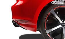 RDX Heckansatz VW Golf 7 Seitenteile links und rechts Spoiler Diffusor Seiten