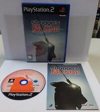 Console Gioco Game SONY Playstation 2 PSX2 PS2 Play PAL SHOGUN'S BLADE - 505 - -