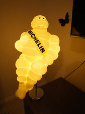 "Vintage Rare 1960/70s Large Bibendum Michelin Man 18.5"" repurposed into a lamp"
