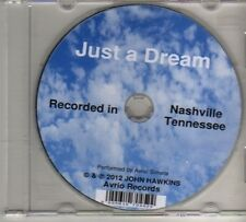 (DO902) Avrio Simera, Just A Dream - 2012 DJ CD
