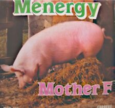 ++MOTHER F. menergy/instrumental MAXI 1981 CARRERE VG++