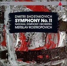 SHOSTAKOVICH - Symphony No.11, The Year 1905' CD BRAND NEW : STILL SEALED RARE
