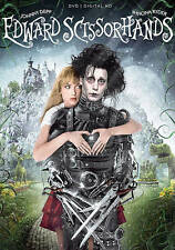 Edward Scissorhands (DVD, 2015, 25th Anniversary)