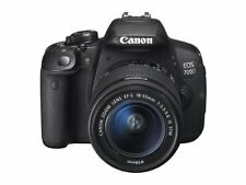 Canon EOS 700D Digital Camera Full HD Video Recording High Definition DSLR SLR