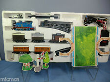 "HORNBY RAILWAYS MODEL No.R ""THOMAS"" PASSENGER /FREIGHT ELECTRIC TRAIN SET VN MIB"