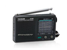 Tecsun R-909 AM/FM/SW 1-7 9 Bands World Band Receiver Portable Radio s459