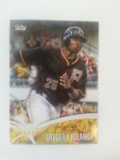 2014 Topps The Future is Now Gregory Polanco #FN-GP3 Pittsburgh Pirates