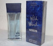 Grundpreis100ml.39,87€) 75ml. After Shave Wild Wind For Man G. Sabatini