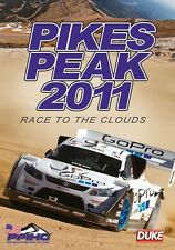 PIKES PEAK 2011 DVD. 102 Minutes. International Hill Climb. DUKE 4978N