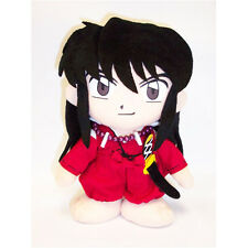 Inuyasha Human Form 8 Inch Plush Figure NEW Toys Anime Collectibles Plushies