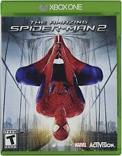 The Amazing Spider-Man 2 [XBOX ONE Video Game Marvel Peter Parker] Brand New