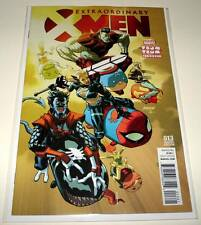 EXTRAORDINARY X-MEN # 13  Marvel Comic Oct 2016  NM   TSUM TSUM VARIANT COVER