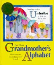 Grandmother's Alphabet: Grandma can be anything from A to Z-ExLibrary
