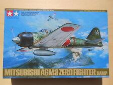 MITSUBISHI A6M3 ZERO - 1/48 - TAMIYA 61025 (1956)