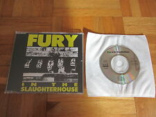 """FURY IN THE SLAUGHTERHOUSE Kick It Out 1989 GERMANY 3"""" CD single"""