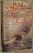 Poul Anderson WAR OF THE GODS 1st Edn USHC